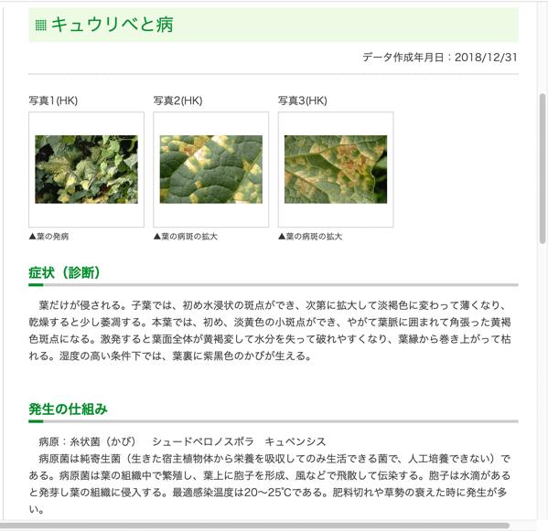 タキイ 病害虫ページ1 t